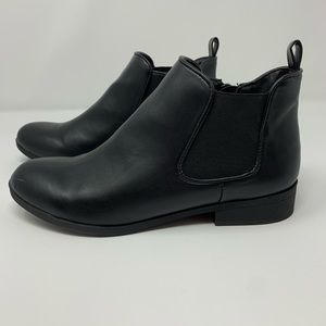 American Rag Adesyre Black Ankle Booties Size 8M